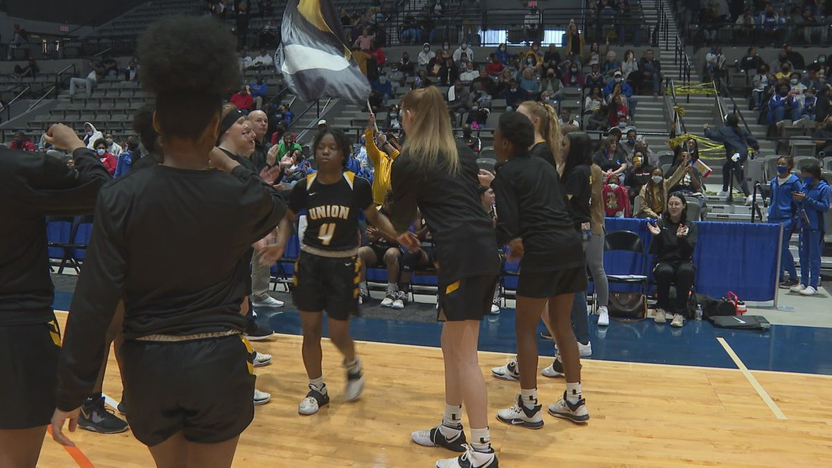 This is the Lady Yellowjackets first trip to the state semifinals since the 1992-93 season