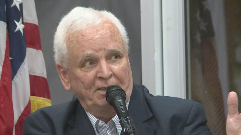Mayor Eddie Fulton retires after 13 years in office.