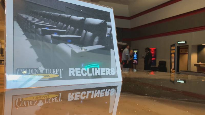 Golden Ticket Cinemas inside the Uptown Meridian Mall are showcasing movies for just $1 for the...