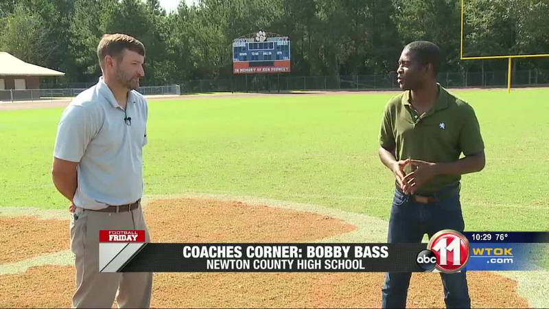 Coaches Corner: Coach Bobby Bass (Newton County Cougars)