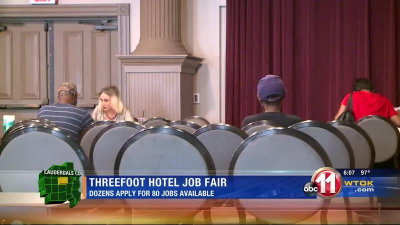 Threefoot Hotel hiring as opening gets closer