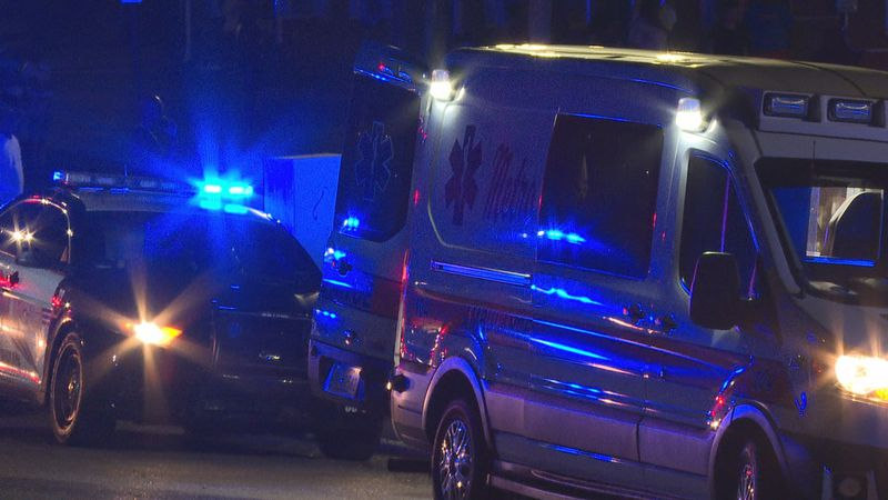 The Meridian Police Department responded to a shooting Sunday night.