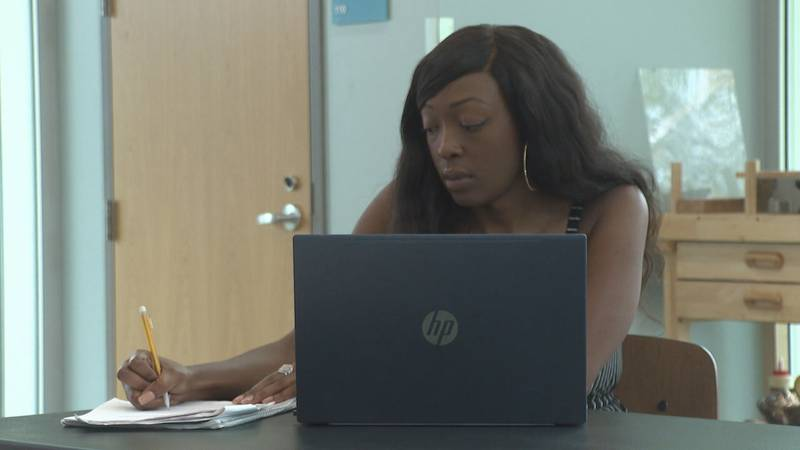 Tia Hall is starting her own production company here in theQueen City